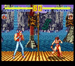 Fatal Fury Special [Model SNSP-3R-EUR] screenshot