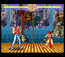 Fatal Fury Special [Model SNS-3R-USA] screenshot