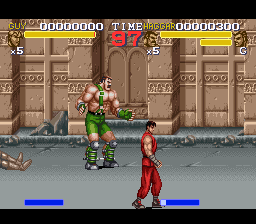 Final Fight 3 [Model SNSP-AFZP-EUR] screenshot