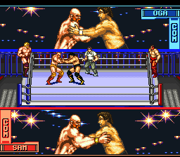 Hammerlock Wrestling screenshot