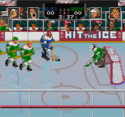 Hit the Ice [Model SNS-HC-USA] screenshot