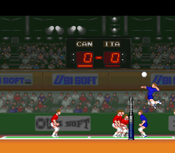 Hyper V-Ball [Model SNSP-HQ-EUR] screenshot