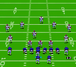 John Madden Football screenshot