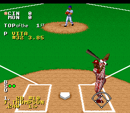 Ken Griffey Jr. Presents Major League Baseball [Model SNS-JR-USA] screenshot