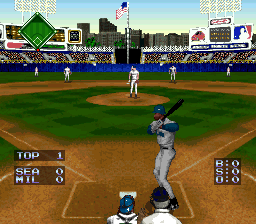 Ken Griffey Jr.'s Winning Run [Model SNS-A9GE-USA] screenshot
