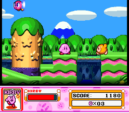 Kirby Super Star [Model SNS-AKFE-USA] screenshot