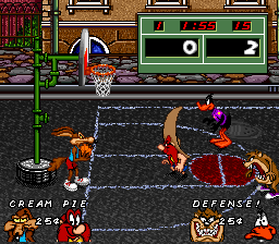 Looney Tunes B-Ball [Model SNS-ALTE-USA] screenshot
