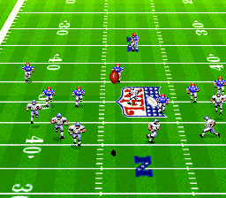 Madden NFL '94 [Model SNS-9M-USA] screenshot