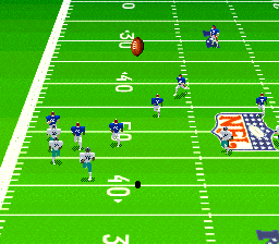 Madden NFL 95 [Model SNSP-ANLP-NOE] screenshot