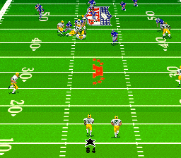 Madden NFL 98 screenshot