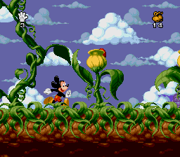 Mickey Mania - The Timeless Adventures of Mickey Mouse [Model SNSP-AMIP-EUR] screenshot