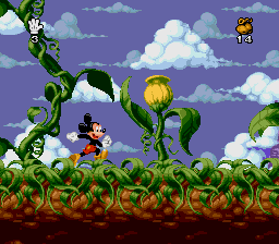 Mickey Mania - The Timeless Adventures of Mickey Mouse [Model SNS-AMIE-USA] screenshot