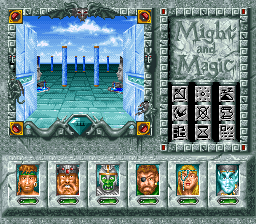 Might and Magic III - Isles of Terra screenshot