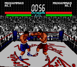 Muhammad Ali Heavyweight Boxing [Prototype] screenshot