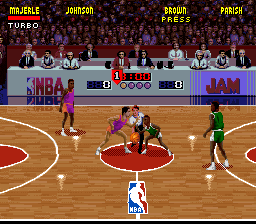 NBA Jam [Model SNS-8N-USA] screenshot