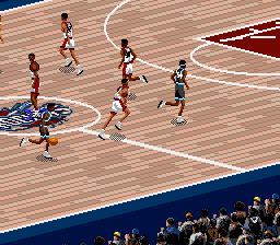 NBA Live 96 [Model SNS-A6BE-USA] screenshot