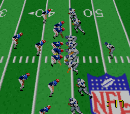 NFL Football [Model SNSP-NF-EUR] screenshot