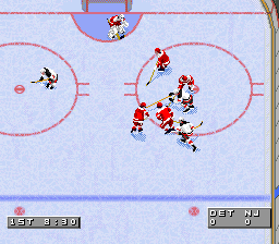 NHL '96 [Model SNS-A6HE-USA] screenshot