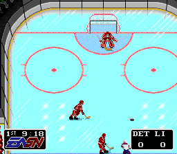 NHLPA Hockey '93 [Model SNSP-HY-NOE] screenshot