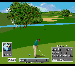 PGA Tour 96 [Model SNSP-ASGP-EUR] screenshot