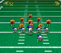 Pro Quarterback screenshot