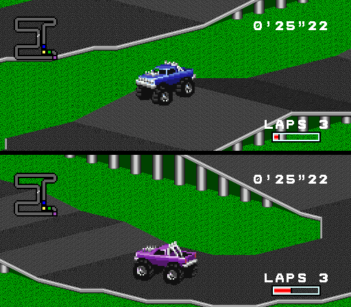 Radical Psycho Machine Racing screenshot