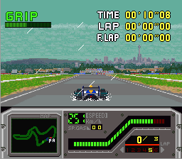 Redline F-1 Racer screenshot