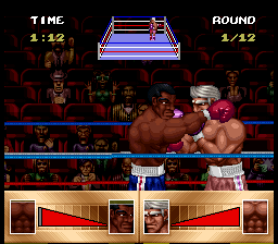 Riddick Bowe Boxing screenshot