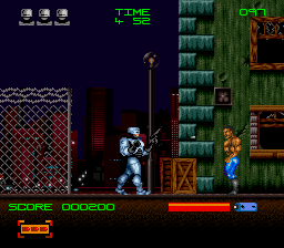 RoboCop 3 [Model SNSP-R3-EUR] screenshot