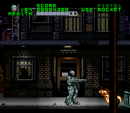 RoboCop versus The Terminator [Model SNSP-VR-EUR] screenshot