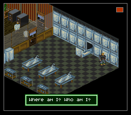 Shadowrun [Model SNS-WR-USA] screenshot