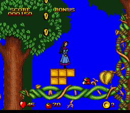 Snow White in Happily Ever After screenshot