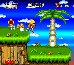 Speedy Gonzales in Los Gatos Bandidos [European Prototype] screenshot