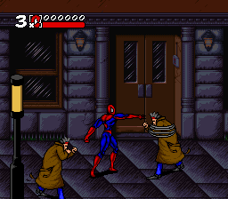 Spider-Man & Venom - Maximum Carnage [Model SNS-AMCE-USA] screenshot