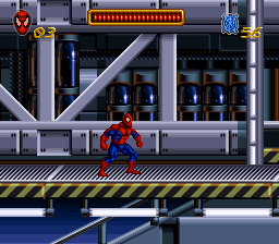 Spider-Man [Model SNSP-ADMP-EUR] screenshot