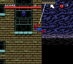 Spider-Man and the X-Men in Arcade's Revenge [Model SNS-MN-USA] screenshot