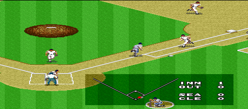 Super Bases Loaded 3 - License to Steal screenshot