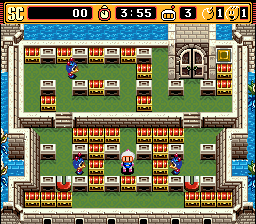 Super Bomberman 2 [Model SNS-M4-USA] screenshot