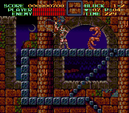 Super Castlevania IV [Model SNS-AD-USA] screenshot