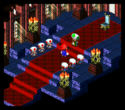 Super Mario RPG - Legend of the Seven Stars [Model SNS-ARWE-USA] screenshot