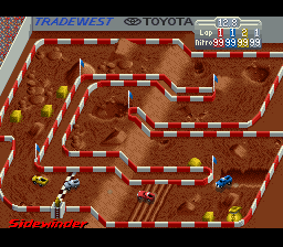 Super Off Road [Model SNSP-OR-EUR] screenshot