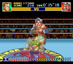 Super Punch-Out!! [Model SNSP-4Q-FAH] screenshot