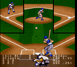 Super R.B.I. Baseball screenshot