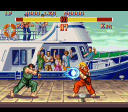 Super Street Fighter II - The New Challengers [Model SNSP-XW-EUR] screenshot