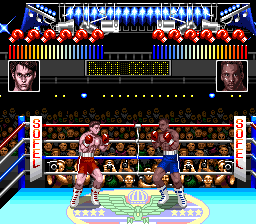 TKO Super Championship Boxing [Model SNSP-BX-EUR] screenshot