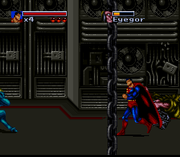 The Death and Return of Superman [Model SNSP-9D-FAH] screenshot