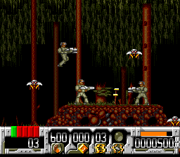 Universal Soldier [American Prototype] screenshot