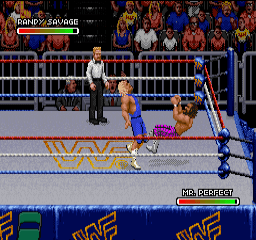 WWF Royal Rumble [Model SNSP-WU-EUR] screenshot