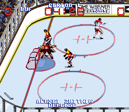 Wayne Gretzky and the NHLPA All-Stars [Model M/SNS-AWZE-USA] screenshot