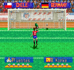 World Cup France 98 screenshot